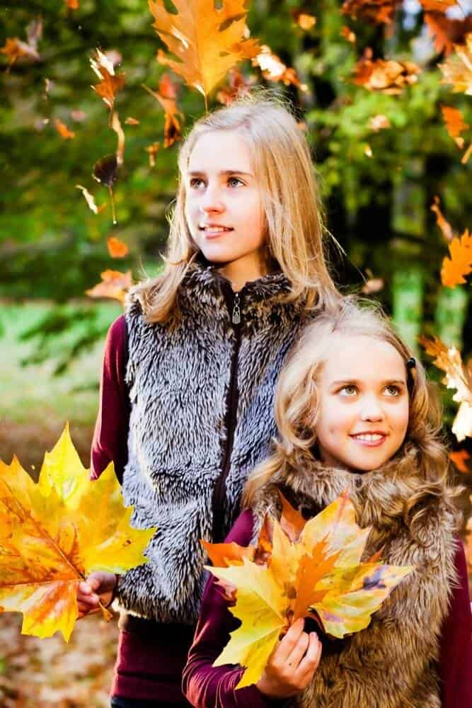 Outdoor-Fotoshooting | Herbst